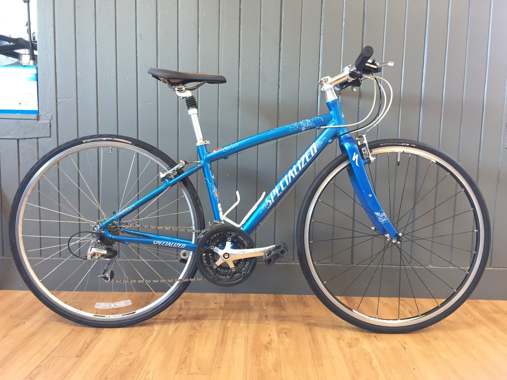 Specialized Sirrus Women's | Blue | 51cm | $250