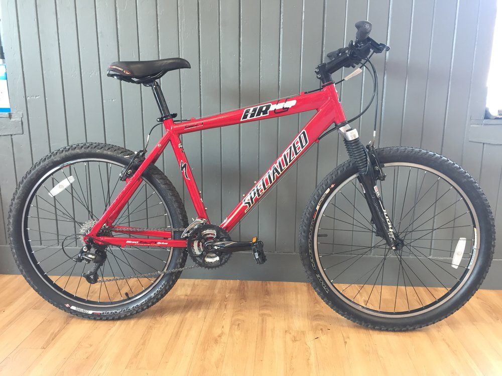 Specialized Hardrock Comp | Red | 19"