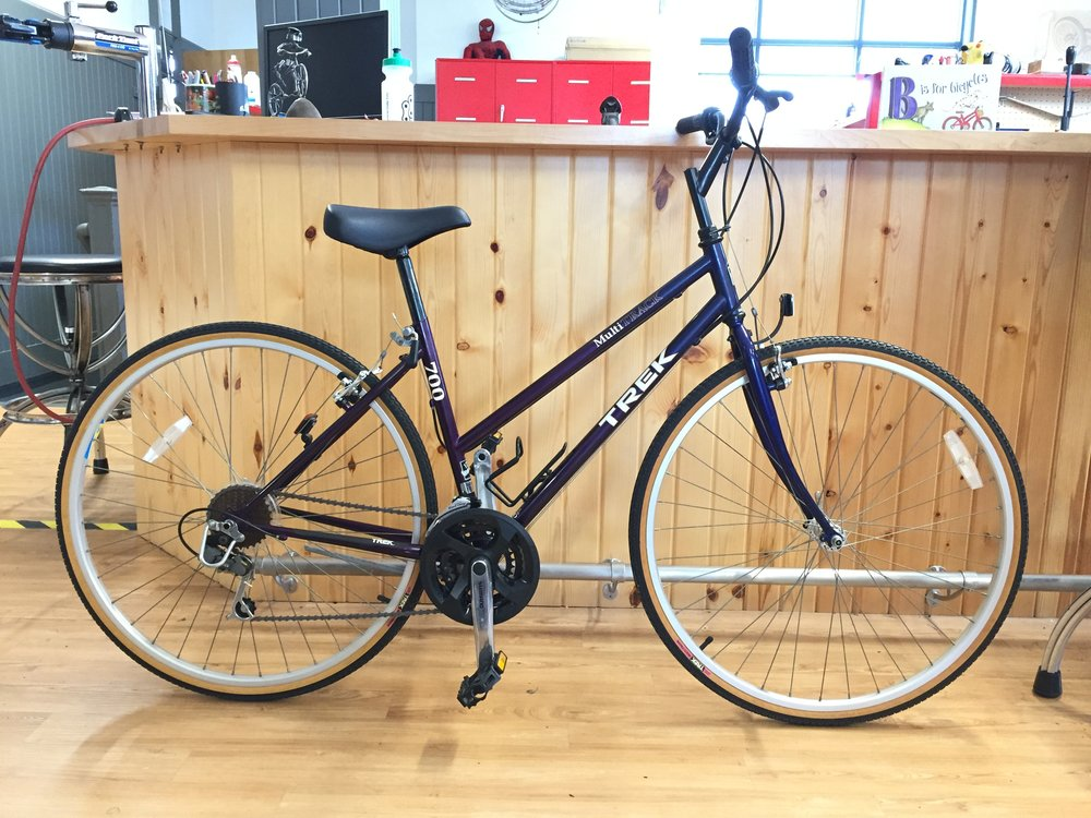 Trek 700 | Purple | W 17"