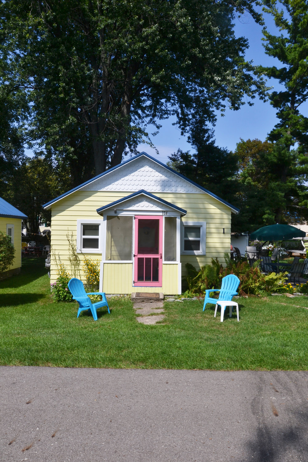 Stay In A Cottage In Port Austin Michigan Little Yellow