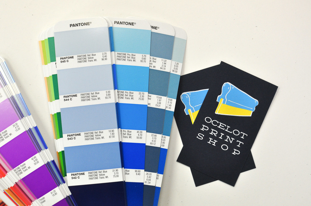 Use a pantone book for identifying specific colors.