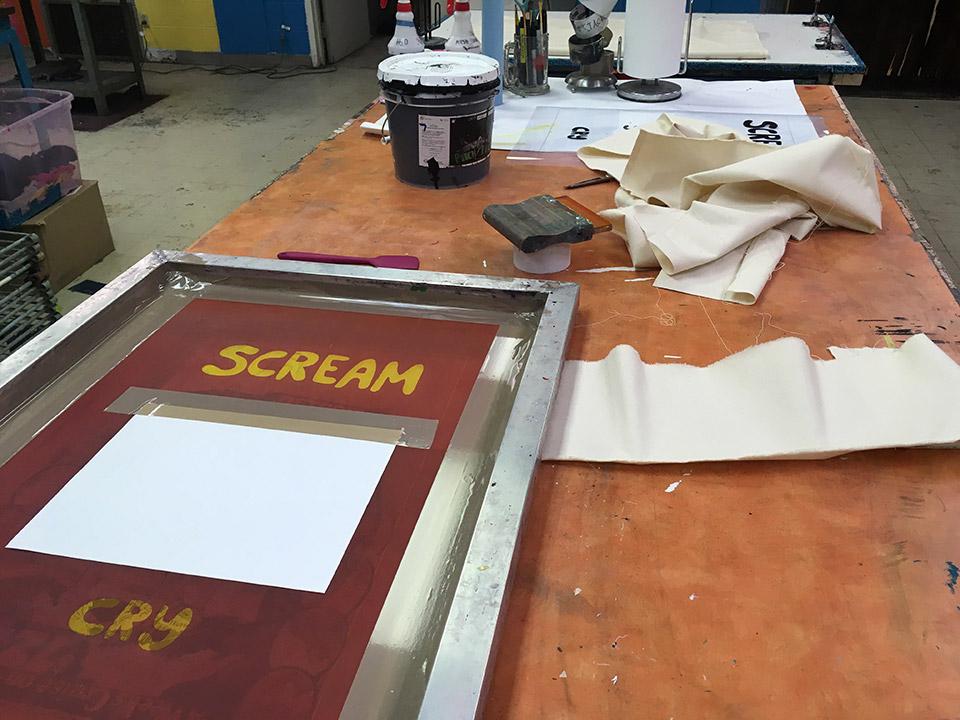 Preparing to print
