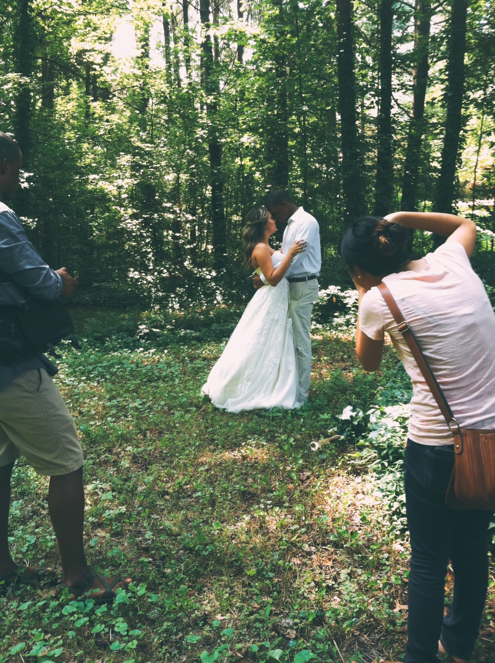 Styled Elopement Bridal Shoot | Margaret Snider Makeup Artistry | Hannah Forsberg Photography | Atlanta, GA