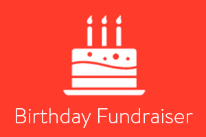This year, do something extra special for your birthday. In lieu of gifts, ask your friends and family to support your favorite child health program. Create your birthday page.
