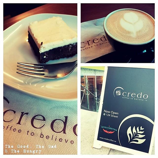 Credo Coffee 104 10134 104 Street Credo Coffee 124 10350 124 Street