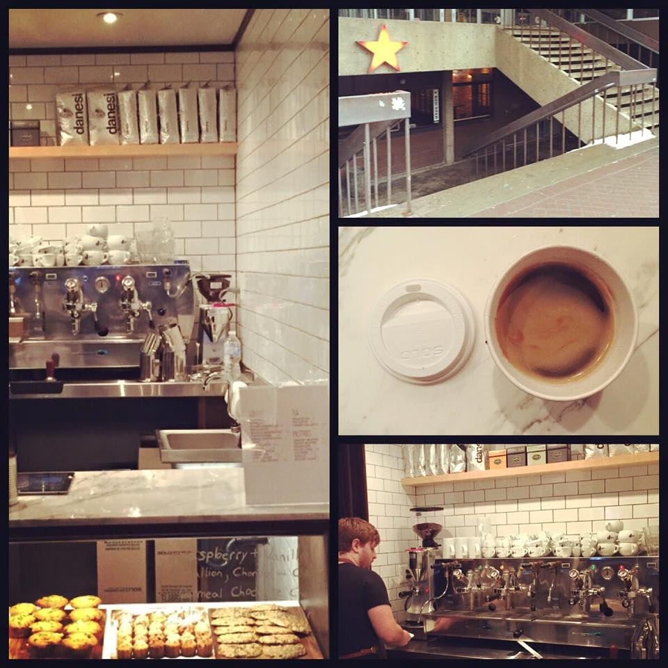 Lock Stock Coffee  10534 Jasper Avenue