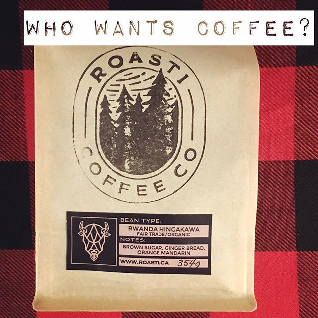 Do you love be coffee ☕️? Here's how to enter to win this bag!  Tell us how you brew at home 🏡! Tag your best coffee friend! & like Us & @roasticoffeeco to be entered!  Contest closes Sunday night! Win must be in North America.  Happy Saturday and enjoy your coffee and thank you for supporting your local cafes & roasters. . #yeg #yegcoffee #yegfood #coffee #coffeeroaster #loveofcoffee #happysaturday #love #espresso #yeggers #yeghealth #yegfit #fitfuel #momlife