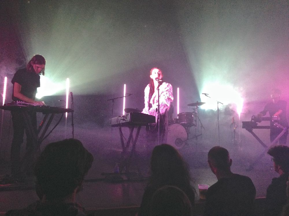 Hundred Waters @ Bluebird Theater 2.21.2015