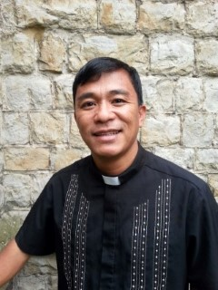 The Rev'd Canon Larry Galon  - Larry is the Chaplain of the Filipino Chaplaincy for the Diocese of London and Assistant Priest at St John Notting Hill.