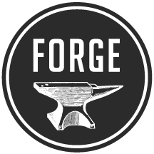 Forge Flint // In Flint as it is in Heaven