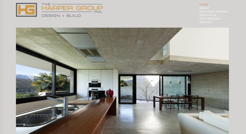 Copy of Copy of Harper Group / Design & Build