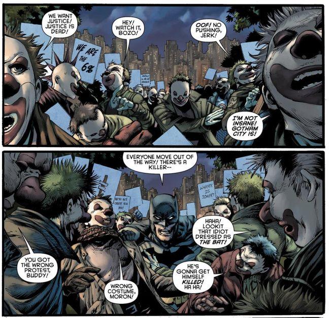 Detective Comics #5 (Tony S. Daniel)