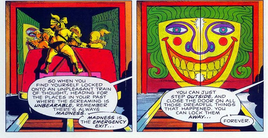 Batman: The Killing Joke by Alan Moore and Brian Bolland