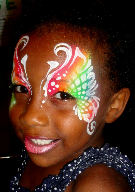 s_Bright and Shining Face Painting Garbonzo June 18 2013.JPG