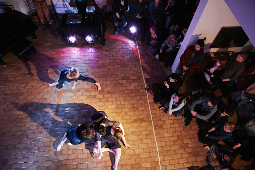 C  ambridge Contemporary Dance  for  Murmuration , presented by Shindig & Circuit at  Kettle's Yard