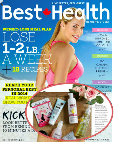 Copy of Best Health Magazine - February 2014 MaskerAide Pre Part Prep