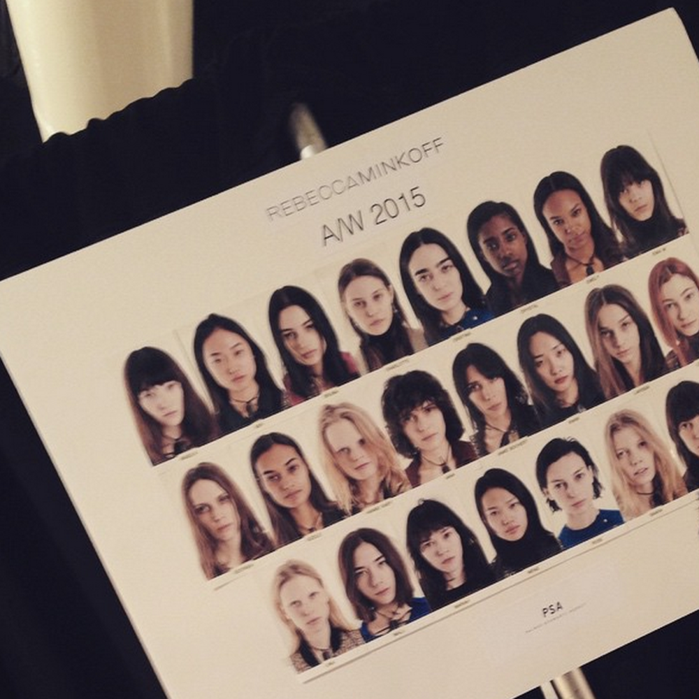 Beauty Looks created by Stila at Rebecca Minkoff