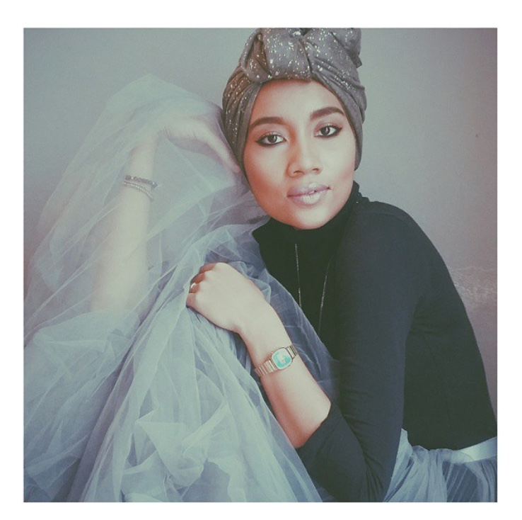 Looking fab on Insta: @yunamusic