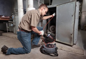 Diagnostics, Inspection & Locating    RIDGID® SeeSnake® and SeekTech® diagnostics, inspection and locating tools are the industry standard for ruggedness, pushability and ease of use.