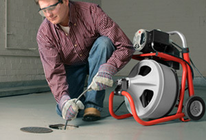 Drain Cleaning    RIDGID® drain cleaning tools, ranging from hand tools, sink machines, drum / sectional machines to jetters, have been delivering reliable performance to the skilled trades for decades.