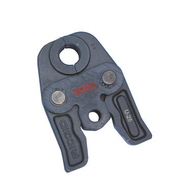 FEATURES  Compatible with all RIDGID Standard Series Pressing Tools (RP 300, RP 300-B, RP 330-B, RP 330-C, RP 10-S, RP 340-B and RP 340-C).  SPECIFICATIONS  Capacity: 14-32mm for U systems.
