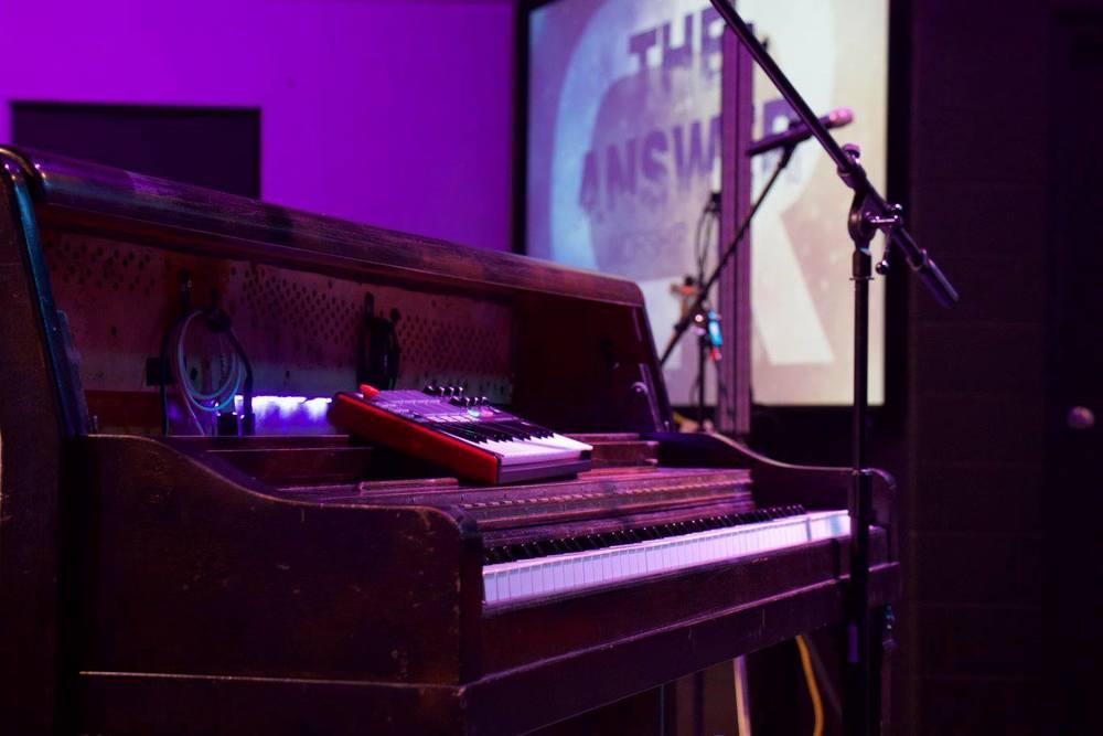 Doran Robin's Piano Set Up