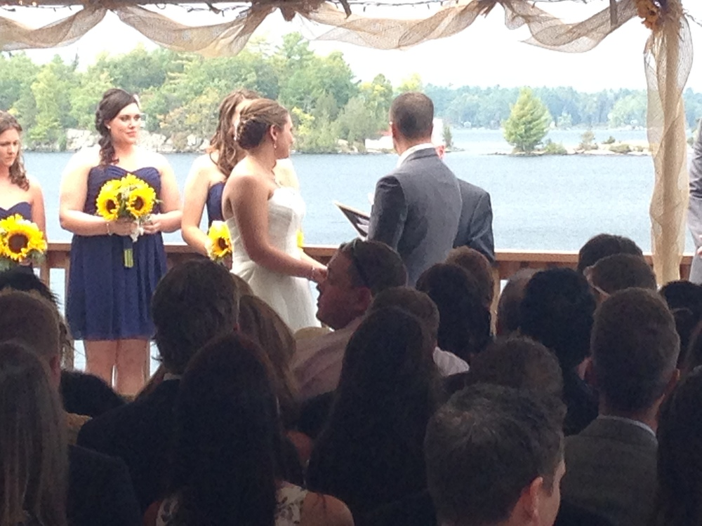 Ceremony Music - Getting Married by the Lake is a fantastic way to remember that special day and we've got you covered music wise.