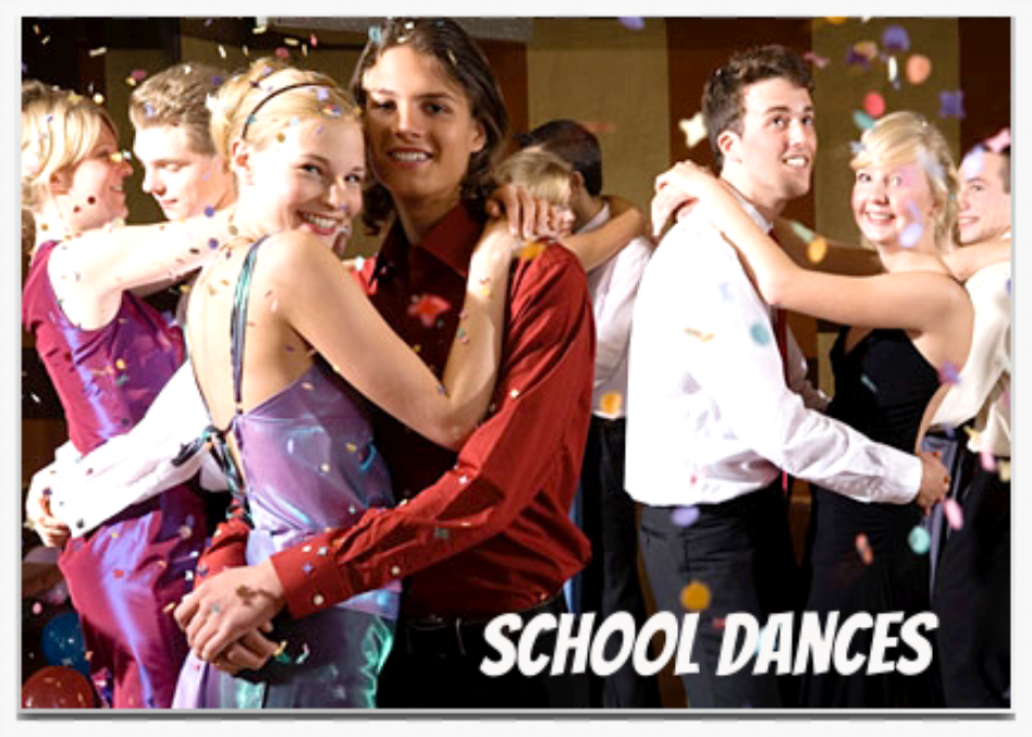 School Dances - We are School Dance Network Approved