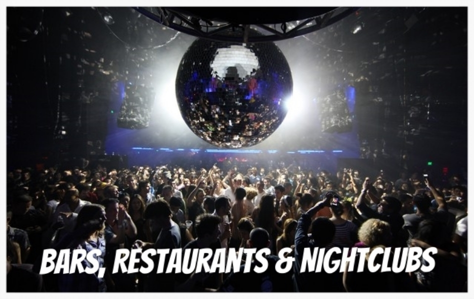 Bars, Restaurants & Nightclubs - Proper Club Style Music & Mixing