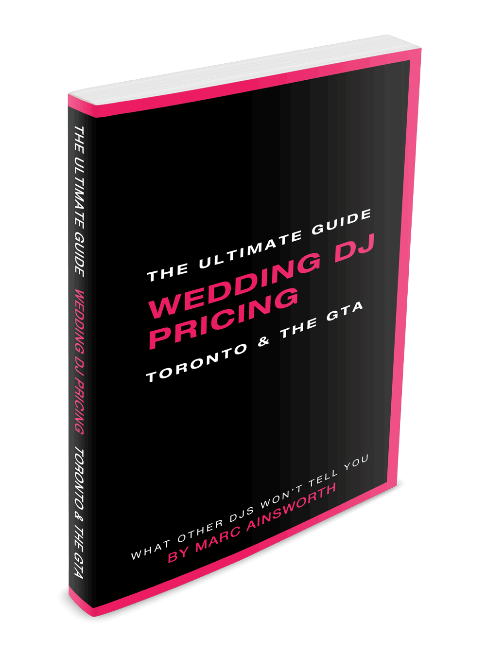 The Ultimate Guide to wedding DJ pricing -