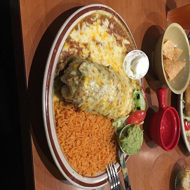Zendejas Mexican restaurant Tony's special