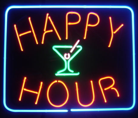 5-8 everyday! $2 off draft, well liquor, and house wine