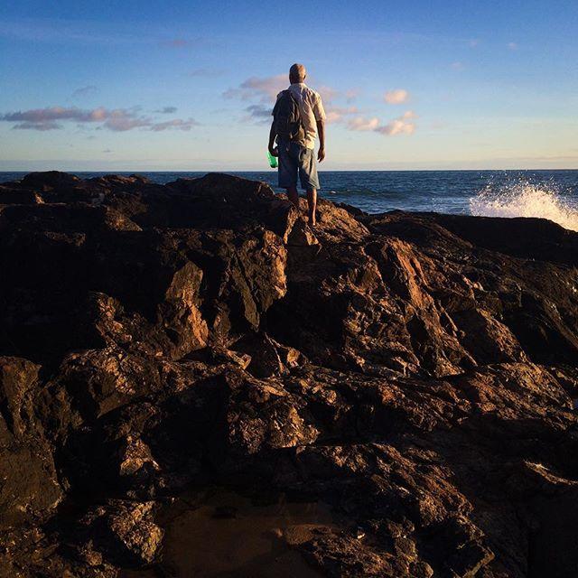 Pescador / Fisherman  Salvador BA  #iphone #brazil #bahia