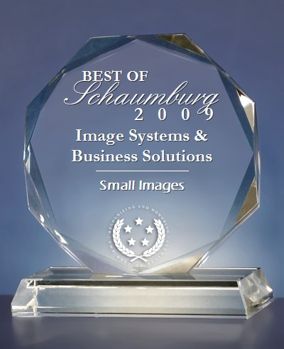 Schaumburg Chamber of Commerce Award.jpg
