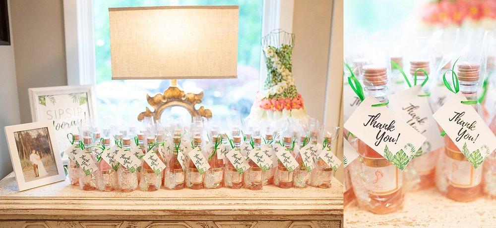 Ashley Mac Photographs | Tropical Inspired Bridal Shower | Ashley Mac Gets Married