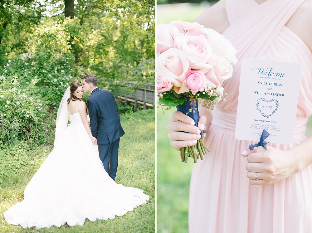 Wedding day photographed by New Jersey and destination wedding photographer Ashley Mac Photographs