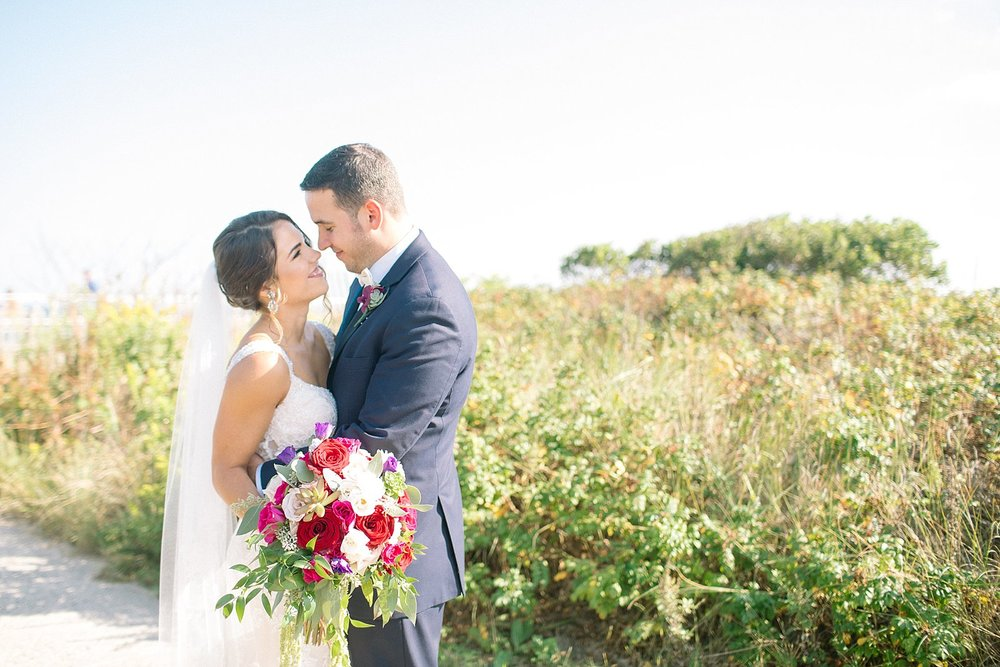 romantic Wedding day photographed by New Jersey and destination wedding photographer Ashley Mac Photographs