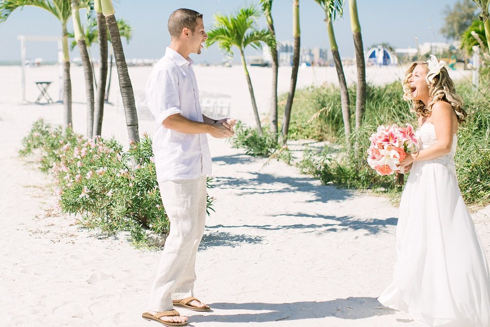 Florida Wedding day photographed by New Jersey and destination wedding photographer Ashley Mac Photographs