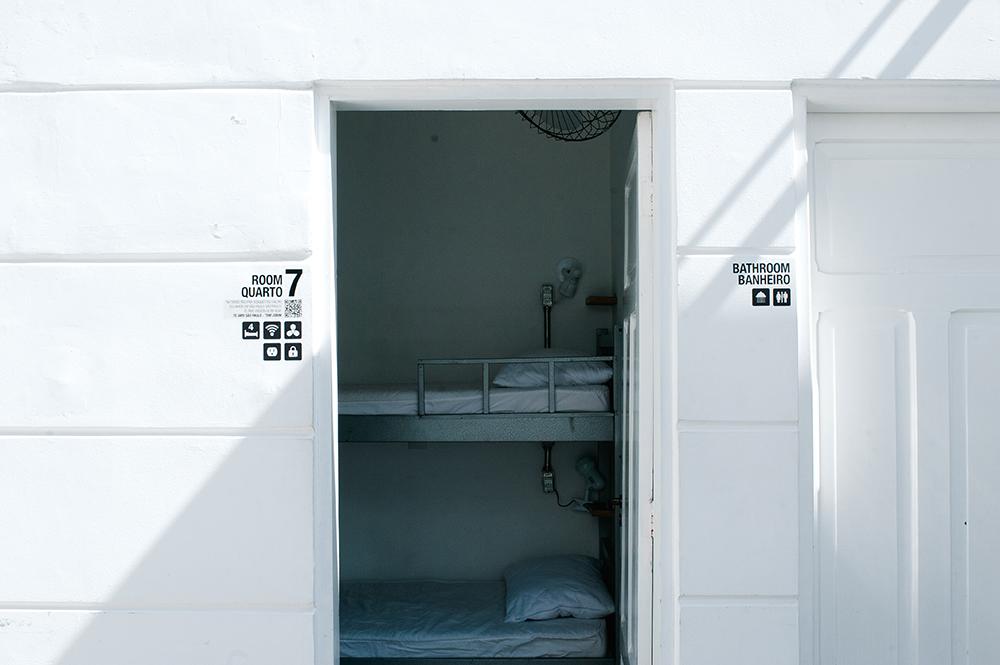 hostel Sao paulo - 4 dorm 1