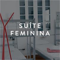 quarto suite femenina