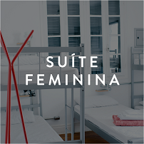 quarto suite feminina
