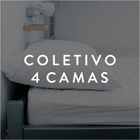 Quarto coletivo 4 camas