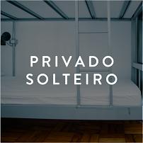 Quarto privativo solteiro