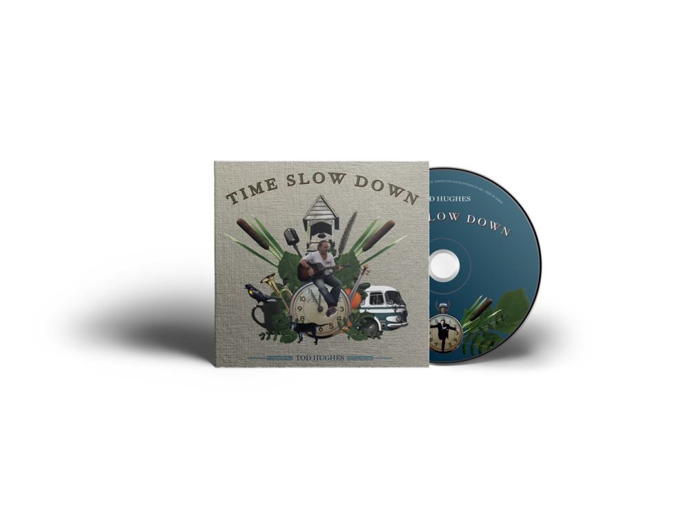 Tod Hughes – Time Slow Down
