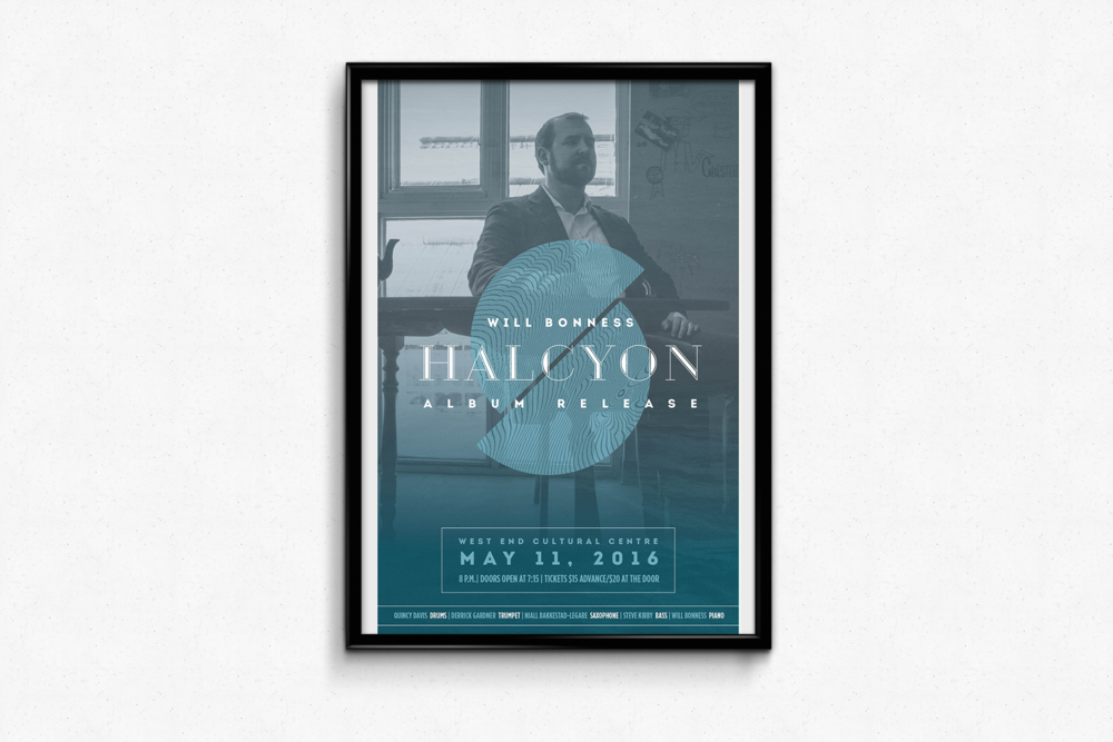 Will Bonness — Halcyon