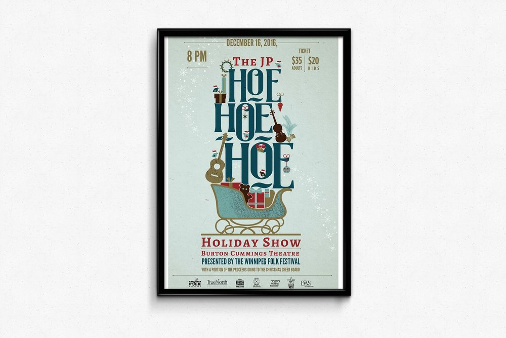 JP Hoe Hoe Hoe Holiday show!