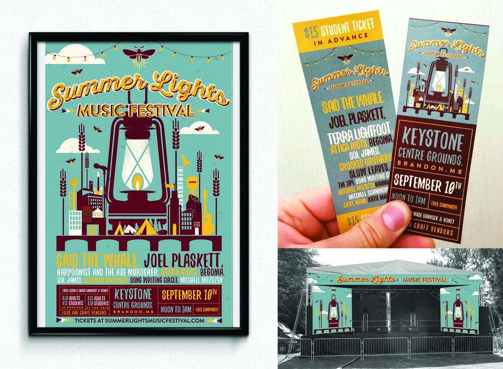 Music Festival — Summer Lights