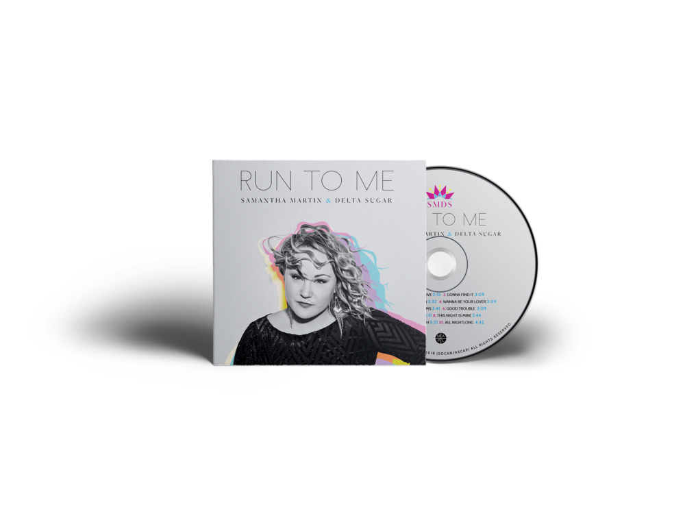 Run To Me – Samantha Martin