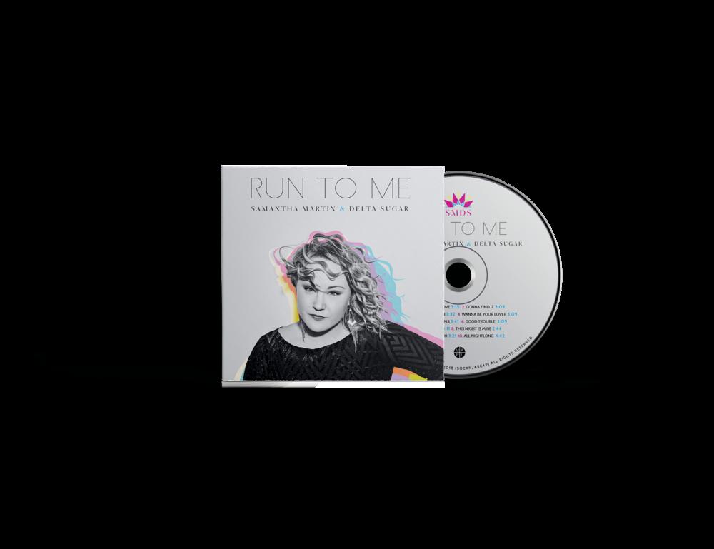 Run To Me – Samantha Martin
