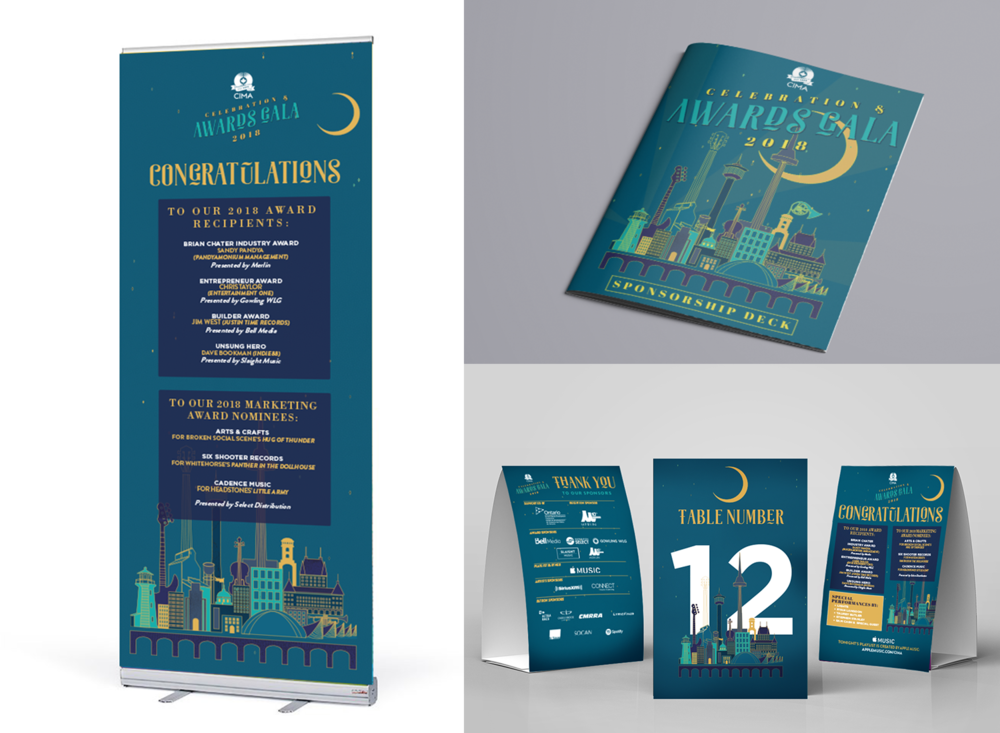 2018 CIMA Gala and Awards